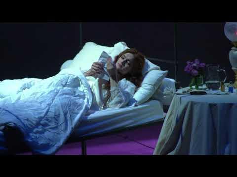 Ekaterina Bakanova - La Traviata Act III complete - Teatro Nacional de São Carlos, Lisbon